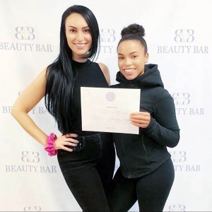 bissells beauty academy student 1